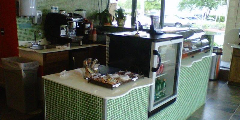 Shopping Plaza Kitchen Installation