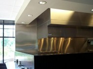 Kitchen Hood Installations