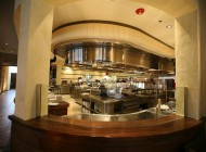 Casino and Resort Kitchen Installation