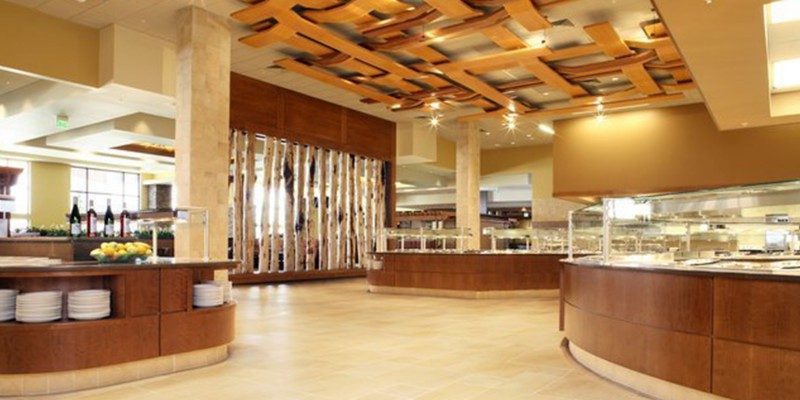 Casino And Resort Kitchen Installation