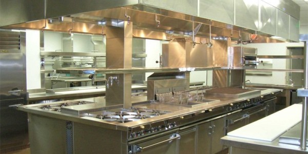 Commercial Kitchen And Buffet Installation