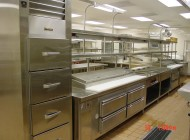Resort & Hotel Kitchen Installation