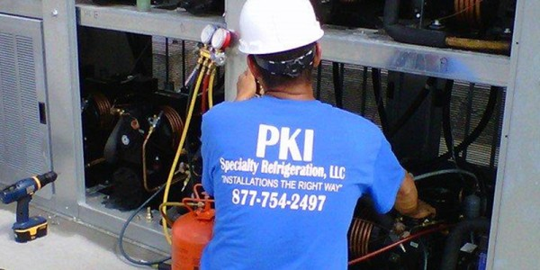 Commercial Gas Installation