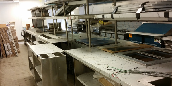 Commercial Kitchen Refrigeration Margaritaville