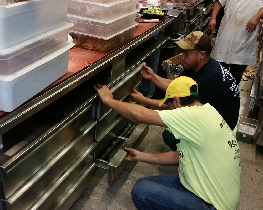 commercial kitchen repair puerto rico