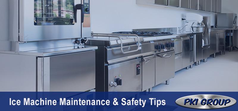 Ice Machine Maintenance
