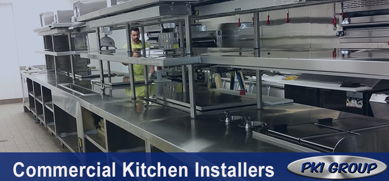 The Pki Group Commercial Kitchen Installers