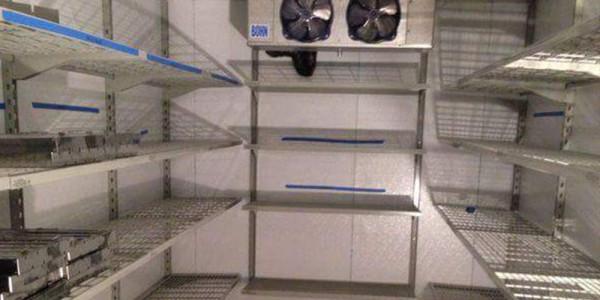 Commercial Kitchen Installation Amalie Stadium