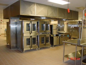 Restaurant Equipment Installation
