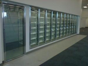 Walk in Cooler Installation