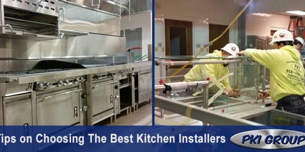 The Best Kitchen Installers