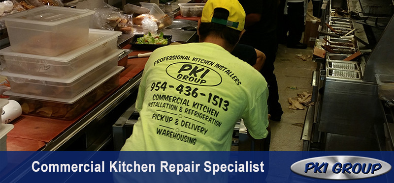 Commercial Kitchen Repair Fort Lauderdale