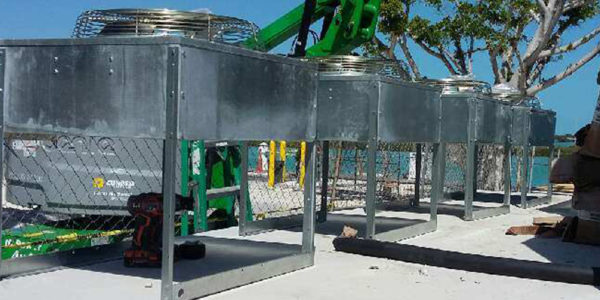 Hawks Cay Resort Commercial Refrigeration