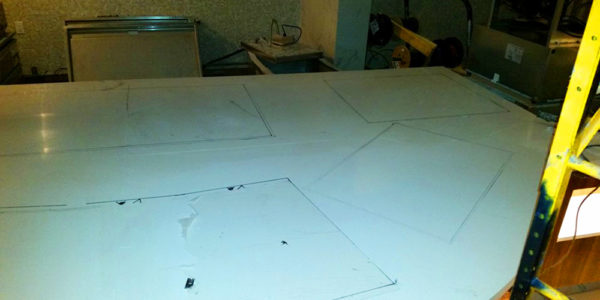 Atlantis Resort Kitchen Installation