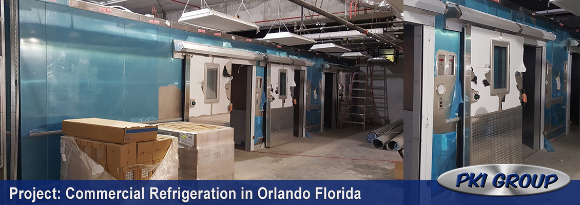 Commercial Refrigeration Installation Orlando FL
