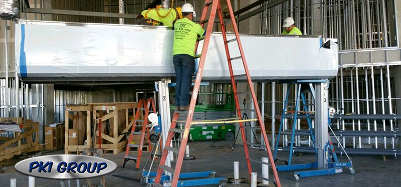 Commercial Kitchen Exhaust Hood Installation | The PKI Group