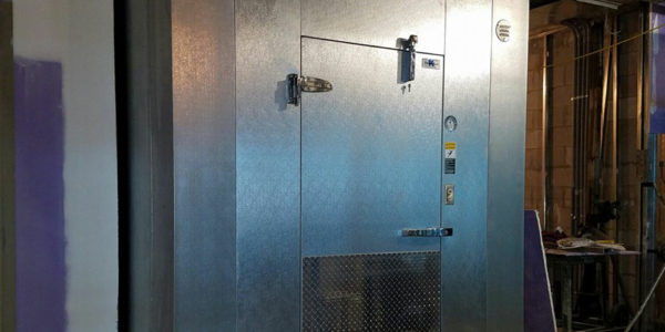 Commercial Refrigeration Installation Nassau Airport