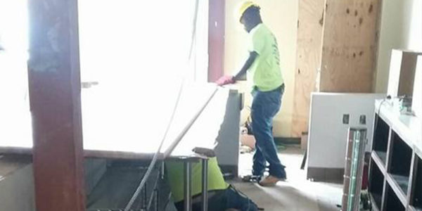 Commercial Kitchen Installation Braves Stadium