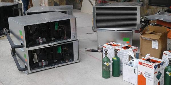 Pki Group Refrigeration Service Installation