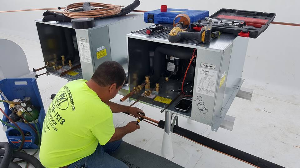 Commercial Refrigeration Repair Davie Florida