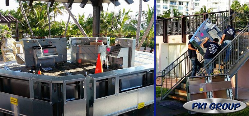commercial kitchen installations in florida