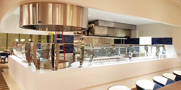 The PKI Group Commercial Food and Beverage Equipment Installation