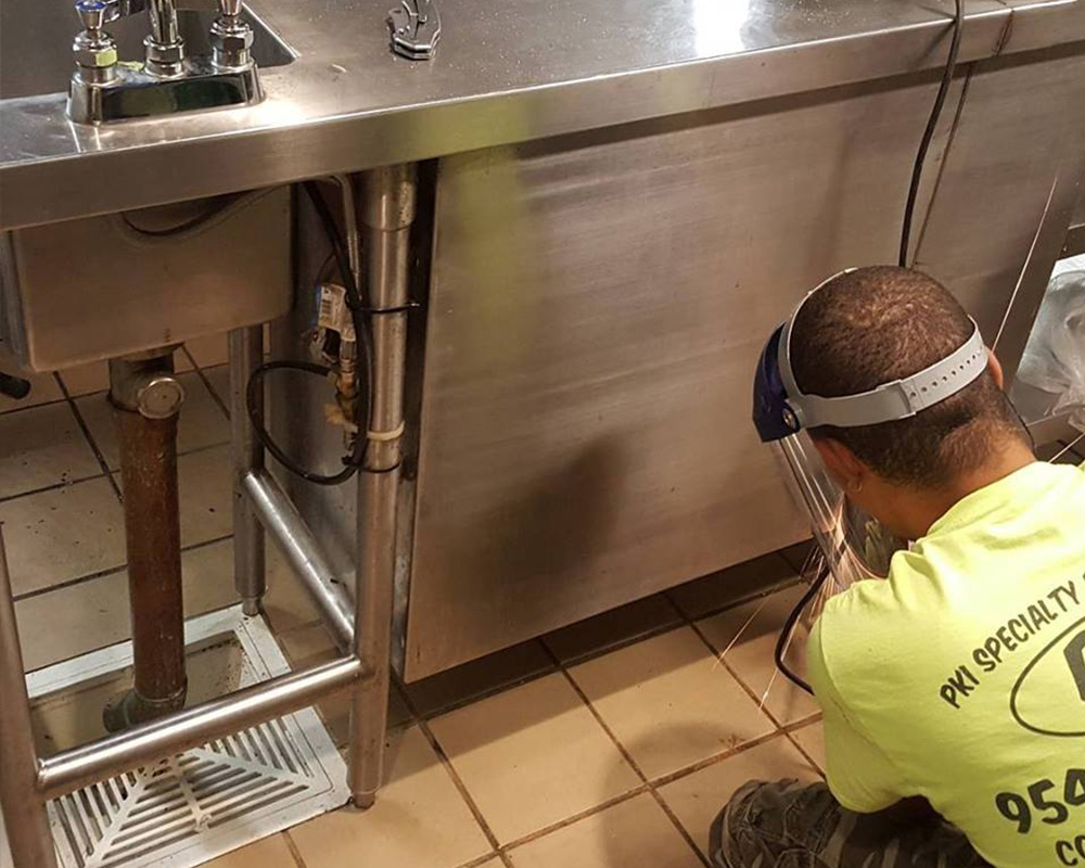 Restaurant Installation Services | The PKI Group | Commercial Kitchens