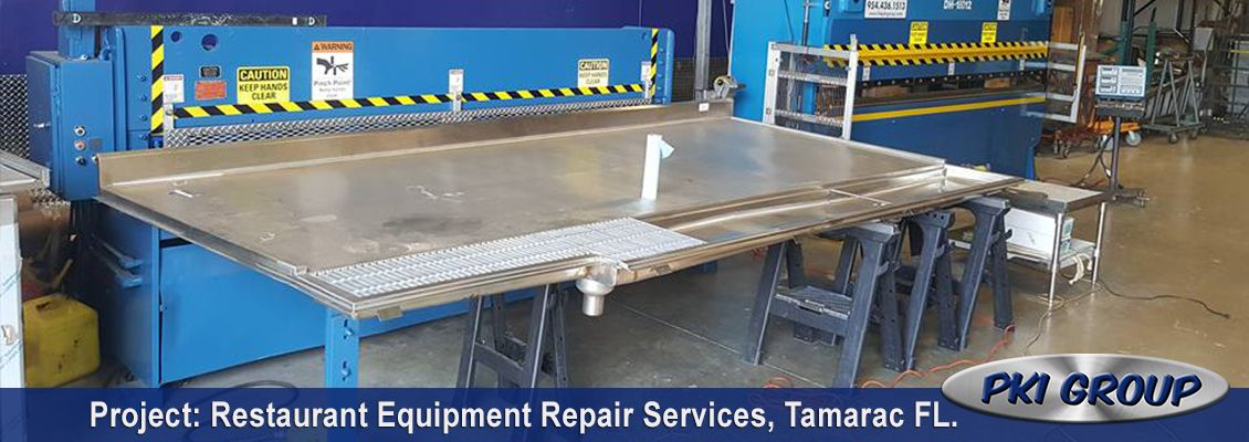 Fast Restaurant Equipment Repair