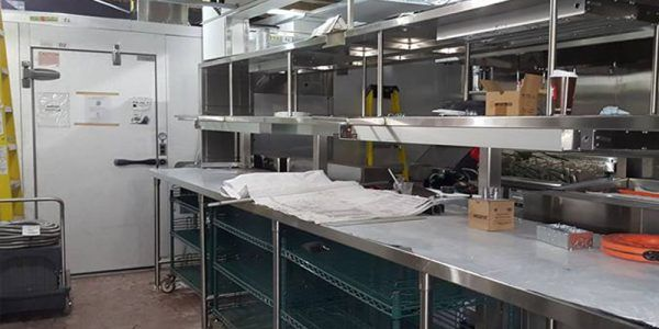 Food Service Equipment Installation