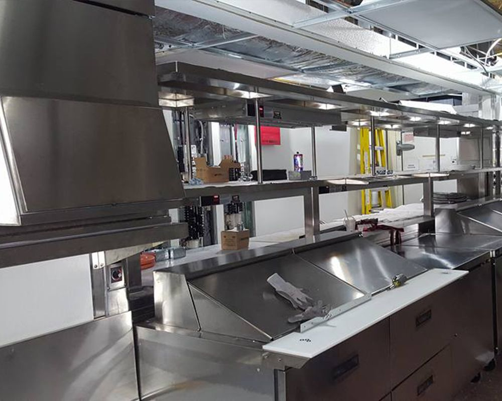 Food Equipment Repair : Food service equipment installation the pki group
