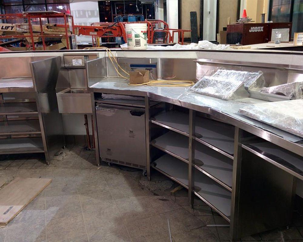 Commercial Kitchen Equipment Repair Atlanta