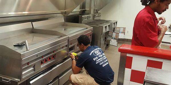 Restaurant Equipment Repair Services