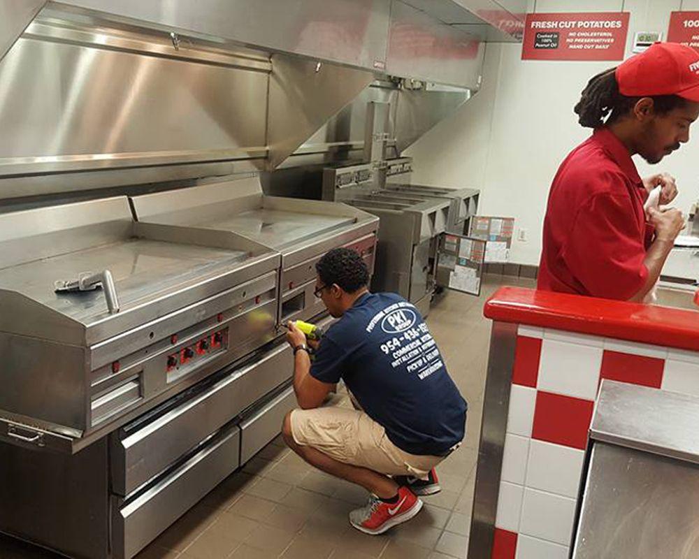 Restaurant Equipment Repair Services The Pki Group