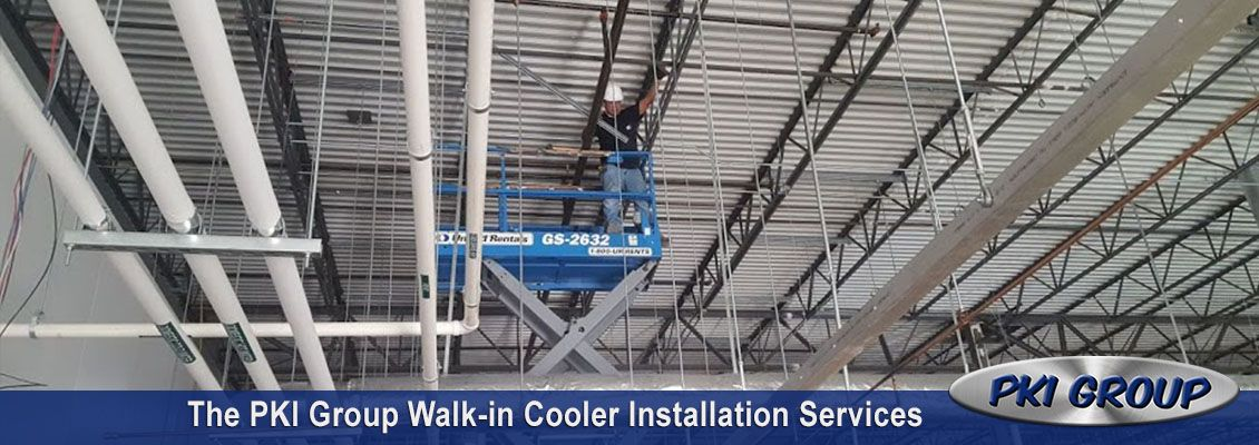 The Pki Group Walk-in Cooler Installation Services