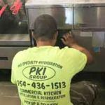 The PKI Group Warehousing Restaurant Equipment Accommodations