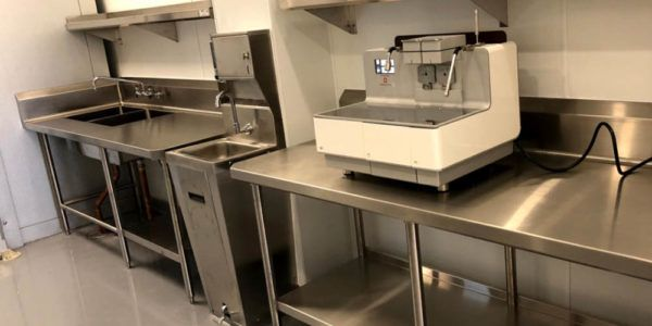 Commercial Kitchen Hood Installation Near Me
