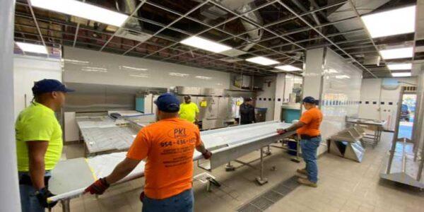 Commercial Kitchen Repair Fort Lauderdale