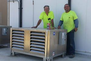 Commercial Refrigeration Installers Florida