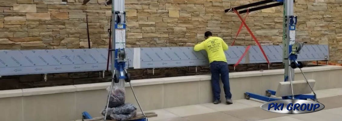 Installation And Maintenance Of Stainless Steel Waterfall Systems