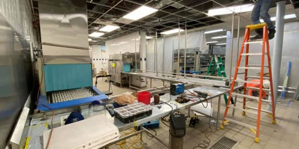 Commercial Kitchen Install Tampa Florida