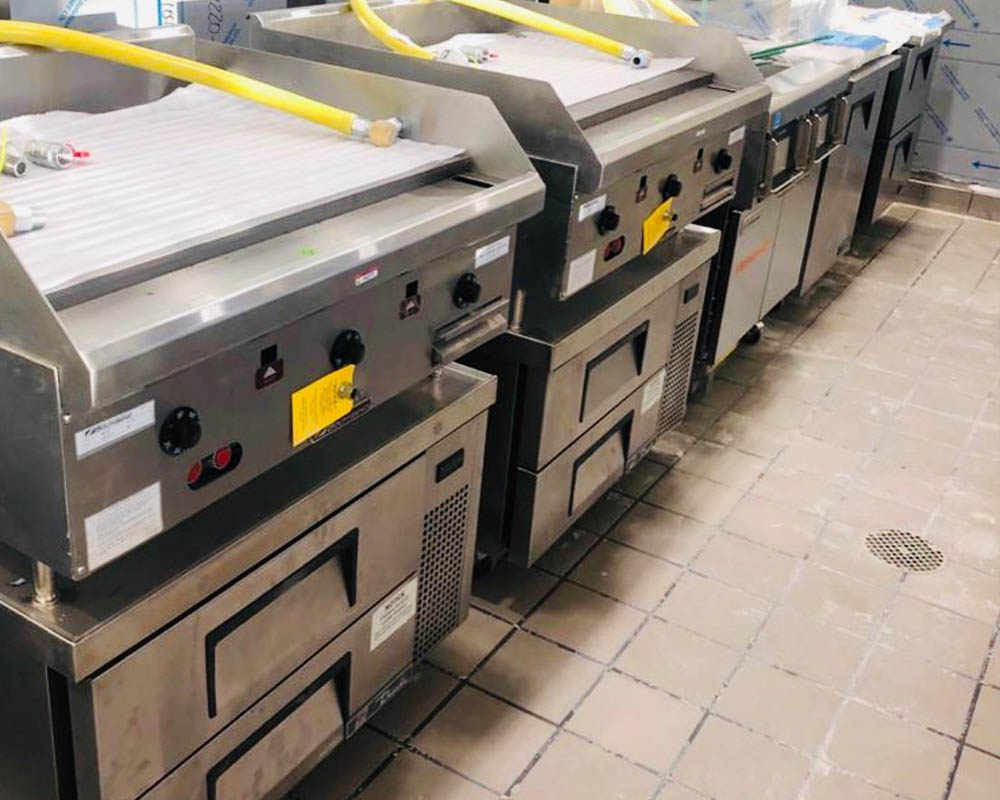 Food Service And Hospitality Equipment Installation