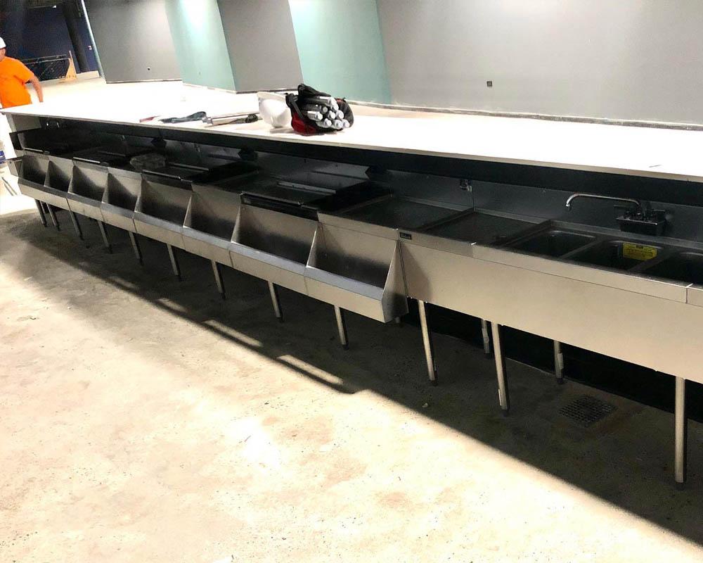 Bar Restaurant Equipment Installation
