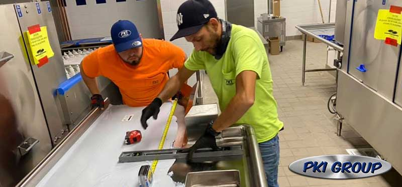 Custom Metal Fabrication For Commercial Kitchen Repair
