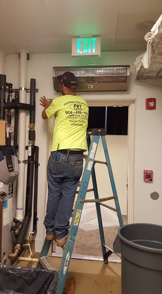 Commercial Refrigeration Maintenance And Repair